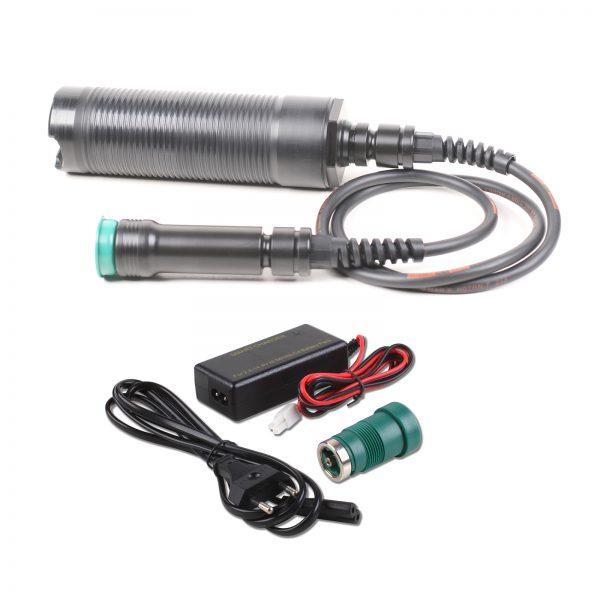 GF Flexi II, Umbilical & Charging Set