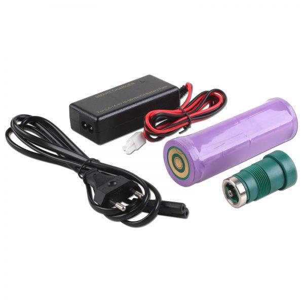 Charging Set Hybrid 8 (7.468)